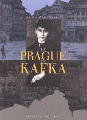 La Prague de Kafka - Couverture - Format classique