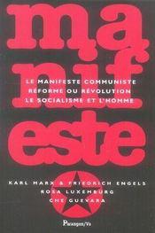Manifeste - Intérieur - Format classique