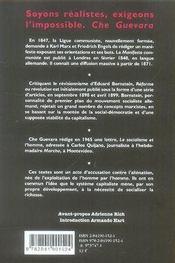 Manifeste - 4ème de couverture - Format classique