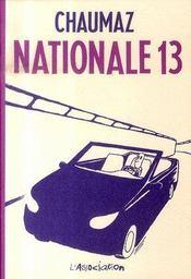 Nationale 13 - Intérieur - Format classique