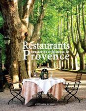 Restaurants, brasseries et bistrots de Provence - Intérieur - Format classique