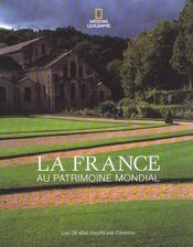 La France Au Patrimoine Mondial - Intérieur - Format classique