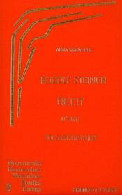Rudolf Steiner Recit D'Une Col - Couverture - Format classique