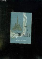 Lourdes Manuel Du Pelerin. - Couverture - Format classique