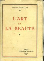 L'Art Et La Beaute - Couverture - Format classique