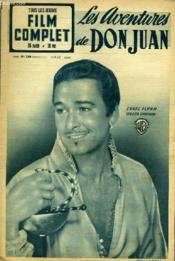 Tous Les Jeudis - Film Complet N° 200 - Les Aventures De Don Juan - Couverture - Format classique