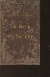 Le Livre De La Nature - Ou - L'Histoire Naturelle - Tome 2 - Couverture - Format classique