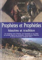 Prophetes Et Propheties - Intérieur - Format classique