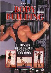 Cours De Body-Building ; Fitness Et Exercices Pour Tout Le Corps - Intérieur - Format classique