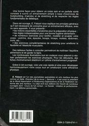 Cours De Body-Building ; Fitness Et Exercices Pour Tout Le Corps - 4ème de couverture - Format classique