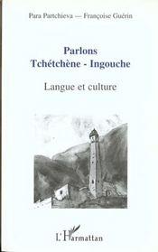 Parlons Tchetchene-Ingouchelangue Et Culture - Intérieur - Format classique
