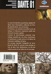Dante 01 - 4ème de couverture - Format classique
