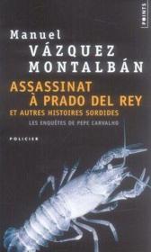 L'assassinat à Prado del Rey - Couverture - Format classique