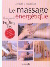 Massage Energetique - Cours De Fu Jing Tao - Intérieur - Format classique