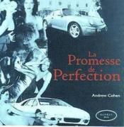 La promesse de perfection - Couverture - Format classique