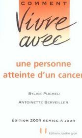Personne Atteinte D'Un Cancer (Une) - Intérieur - Format classique