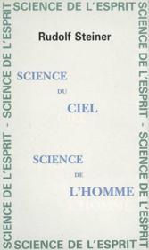 Science Du Ciel - Couverture - Format classique