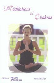 Meditations Et Chakras - Intérieur - Format classique