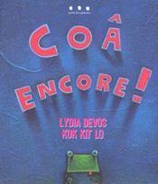 Coa Encore ! - Intérieur - Format classique