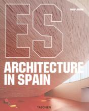 Architecture in Spain - Couverture - Format classique