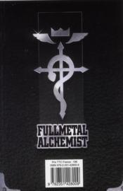 Fullmetal alchemist III ; t.6 et t.7 - 4ème de couverture - Format classique