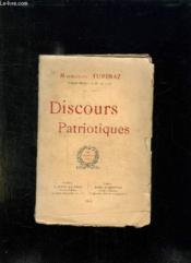 Discours Patriotiques. - Couverture - Format classique