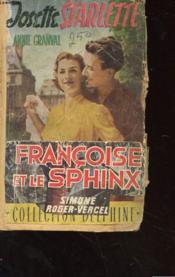 Francoise Et Le Sphinx - Couverture - Format classique