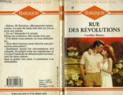 Rue Des Revolutions - A Deadly Breed - Couverture - Format classique