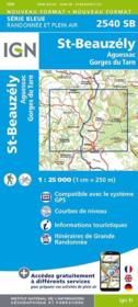 Vente livre :  St-Beauzely ; Aguessac ; Gorges du Tarn  - Collectif Ign