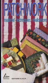 Patchwork ; materiel ; technique ; decoration - Intérieur - Format classique