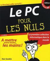 Le pc pour les nuls (13e edition) - Intérieur - Format classique