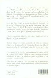 Ascenseur Des Dieux (L') - 4ème de couverture - Format classique