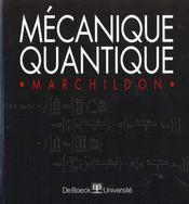 Mécanique quantique - Intérieur - Format classique