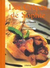 Les crêpes de Sophie - Intérieur - Format classique