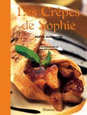Les crêpes de Sophie - Couverture - Format classique