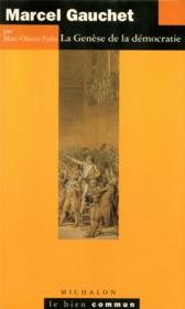 Marcel gauchet - Couverture - Format classique