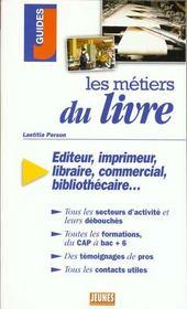 Les metiers t.266 ; livre - Intérieur - Format classique