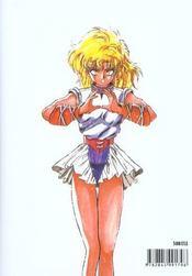 Manga Vision D'Escaflowne 02 - 4ème de couverture - Format classique