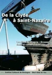 De La Clyde A Saint Nazaire - Couverture - Format classique