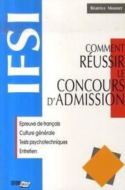 Ifsi ; comment réussir le concours d'admission - Intérieur - Format classique