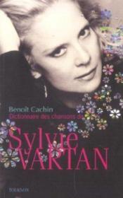 Dictionnaire des chansons de sylvie vartan - Couverture - Format classique