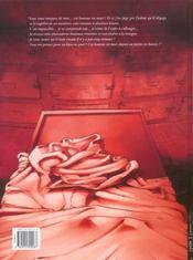 L'Homme Qui Refusait De Mourir T.1 - 4ème de couverture - Format classique