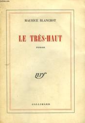 Le Tres Haut. - Couverture - Format classique