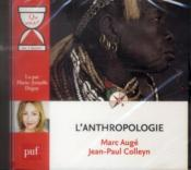 Vente  L'anthropologie  - Marc Auge - Jean-Paul Colleyn