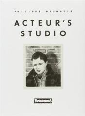Acteur'S Studio - Couverture - Format classique