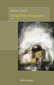 Singuliers Voyageurs - Couverture - Format classique
