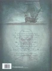 Le sang du dragon t.1 ; au-delà des brumes - 4ème de couverture - Format classique