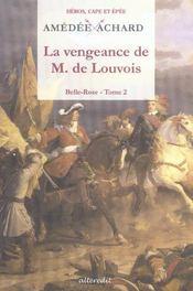 Vengeance De M De Louvois - Intérieur - Format classique