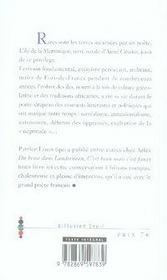 Conversation avec Aimé Césaire - 4ème de couverture - Format classique