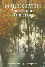 Vie Et Mort D Un Etang - Intérieur - Format classique